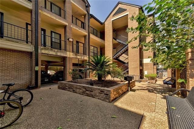 704 W 21st St #305, Austin, TX 78705 (#1568935) :: Zina & Co. Real Estate