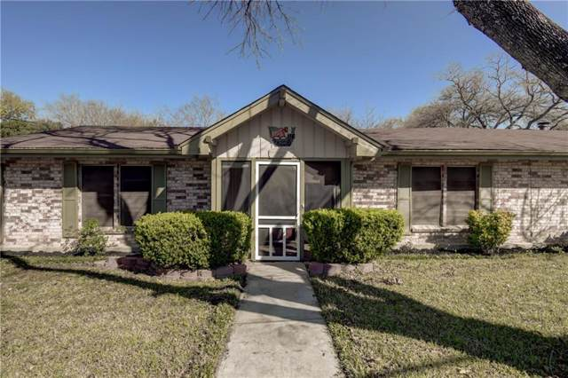 321 Broadway Dr, San Marcos, TX 78666 (#1569380) :: R3 Marketing Group