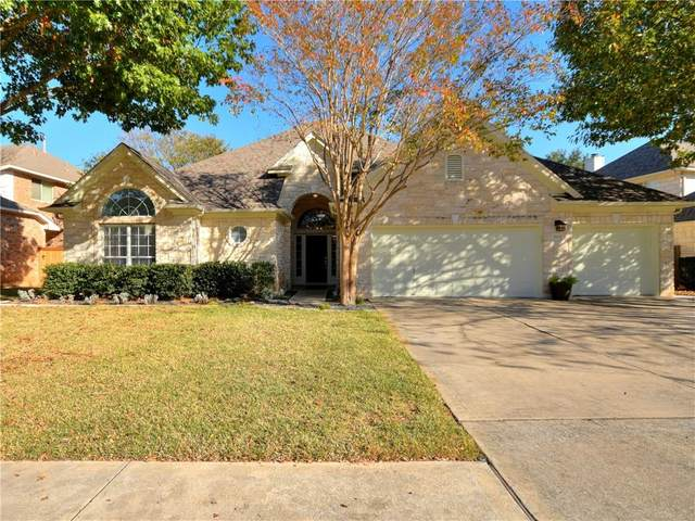 2602 Henley Dr, Round Rock, TX 78681 (#1569395) :: First Texas Brokerage Company