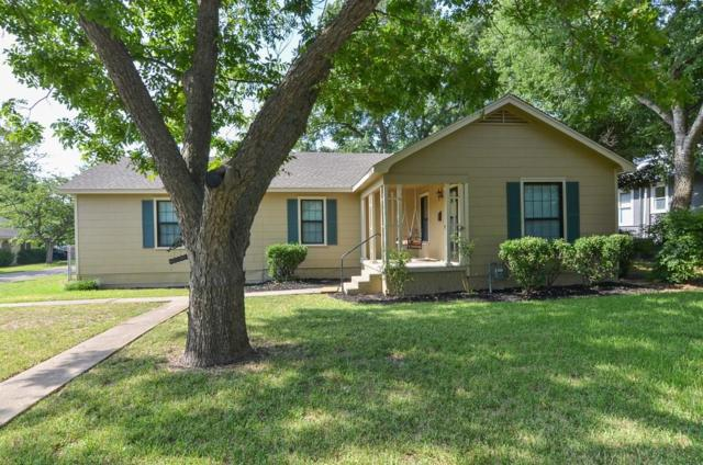 503 W 12th St, Taylor, TX 76574 (#1569730) :: Papasan Real Estate Team @ Keller Williams Realty