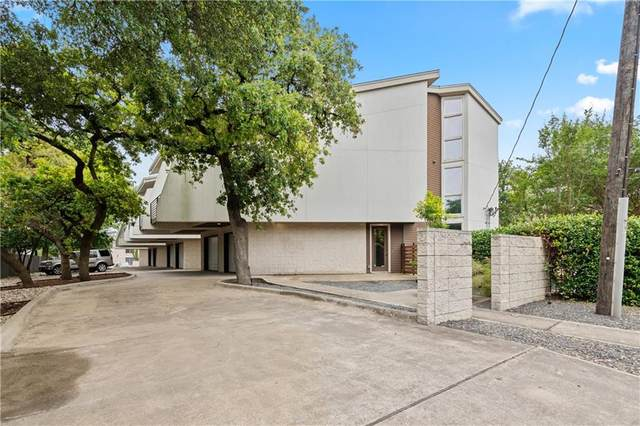 1314 Norwalk Ln G, Austin, TX 78703 (#1569946) :: The Perry Henderson Group at Berkshire Hathaway Texas Realty