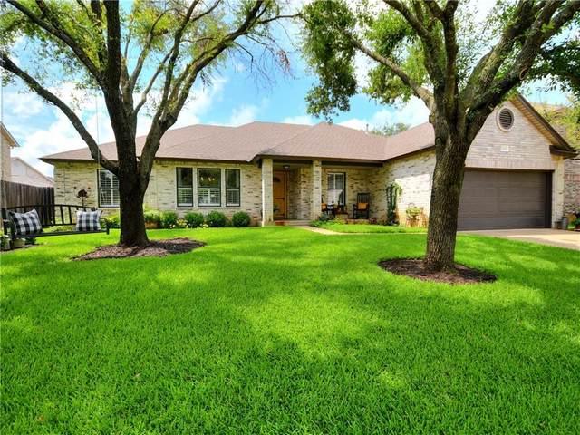 1405 Chalk Ln, Cedar Park, TX 78613 (#1571600) :: Papasan Real Estate Team @ Keller Williams Realty