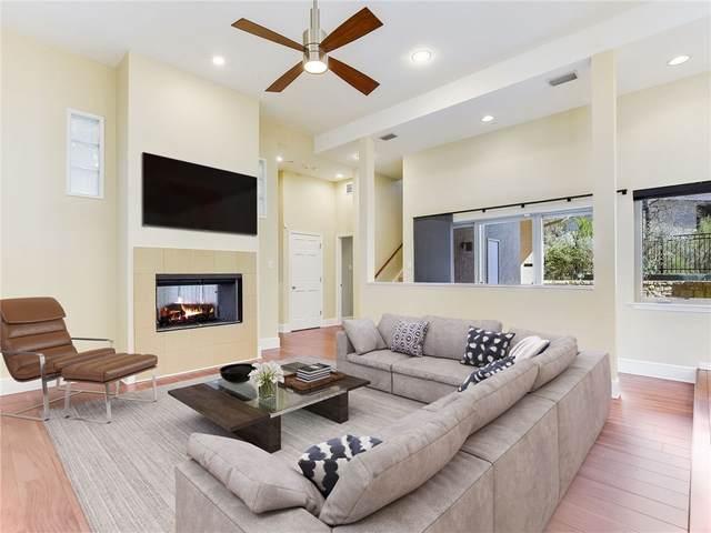 6413 Forest Hills Dr C, Austin, TX 78746 (#1572204) :: Umlauf Properties Group