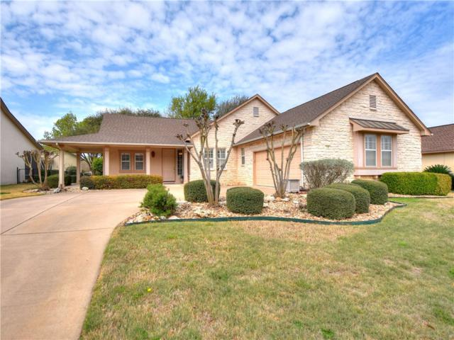 140 Running Water St, Georgetown, TX 78633 (#1574564) :: Realty Executives - Town & Country