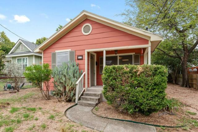 1403 Sanchez St, Austin, TX 78702 (#1576027) :: The Perry Henderson Group at Berkshire Hathaway Texas Realty