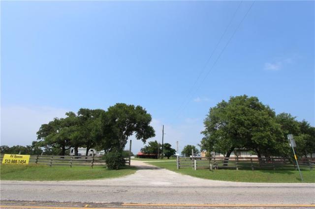 1018 Fm 812, Cedar Creek, TX 78612 (#1577055) :: The Heyl Group at Keller Williams
