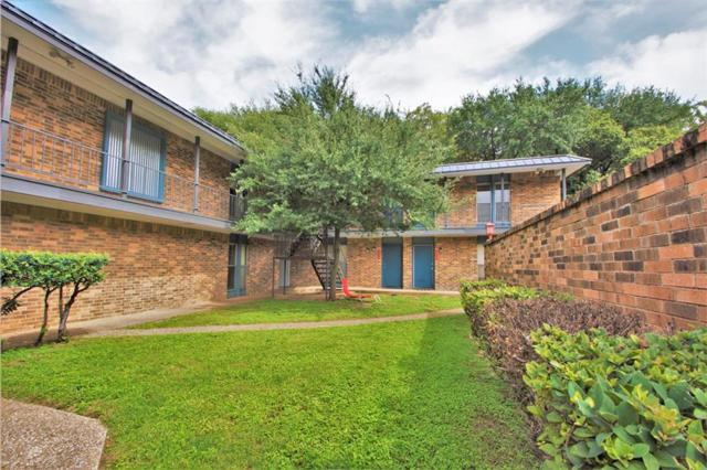 4400 Avenue B #116, Austin, TX 78751 (#1577960) :: The Perry Henderson Group at Berkshire Hathaway Texas Realty