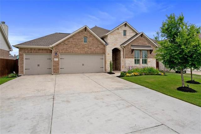 4009 Discovery Well Dr, Liberty Hill, TX 78642 (MLS #1578692) :: Vista Real Estate