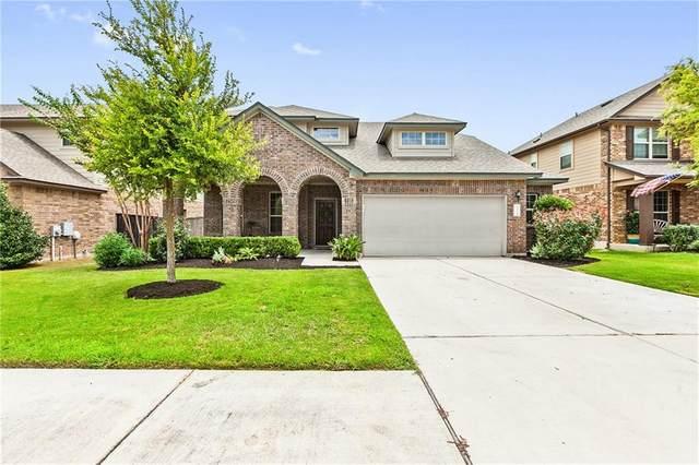 1213 Daylily Loop, Georgetown, TX 78626 (MLS #1579357) :: Vista Real Estate