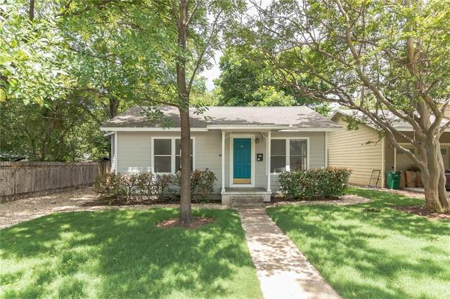 4610 Connelly St, Austin, TX 78751 (#1582538) :: Watters International