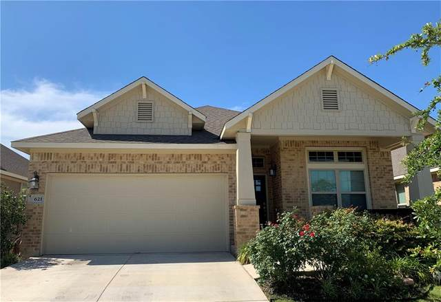 621 Blue Agave Ln, Georgetown, TX 78626 (#1582559) :: Service First Real Estate