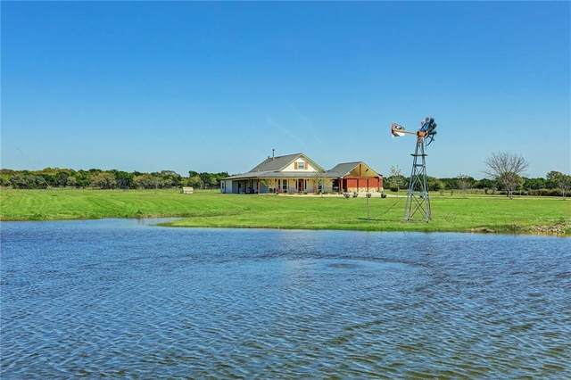 3040 County Road 255, Georgetown, TX 78633 (#1583045) :: RE/MAX Capital City