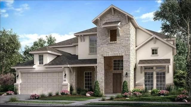 3016 Miletto Dr, Round Rock, TX 78665 (#1585476) :: Watters International