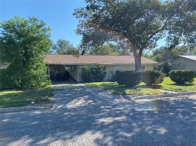 904 S Brazos St, Lockhart, TX 78644 (#1586722) :: Papasan Real Estate Team @ Keller Williams Realty