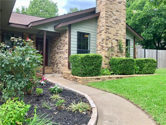 100 Stubblefield Dr, Elgin, TX 78621 (#1586814) :: The Perry Henderson Group at Berkshire Hathaway Texas Realty