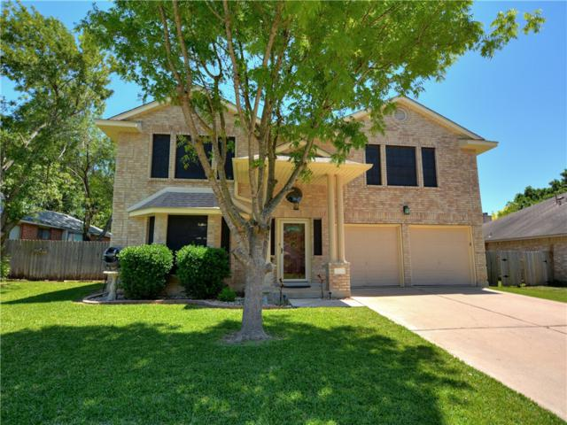 1217 Brophy Dr, Pflugerville, TX 78660 (#1586842) :: Watters International