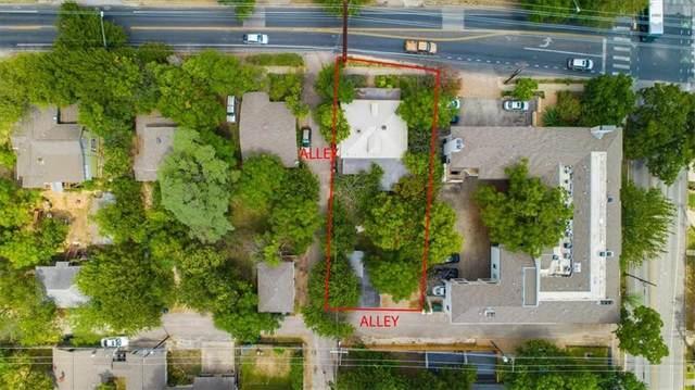 407 E 38th St, Austin, TX 78705 (#1587152) :: Sunburst Realty