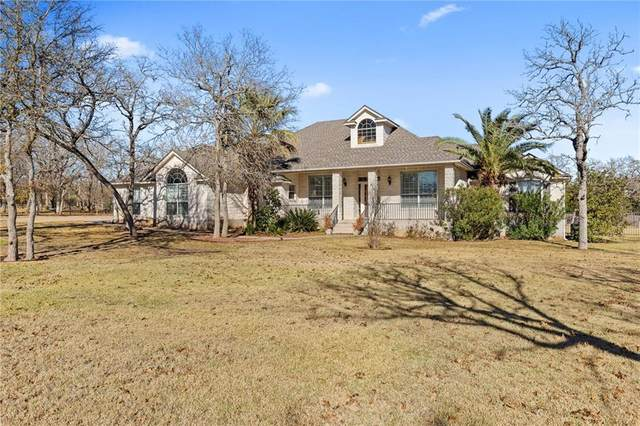 128 Musket Dr, Bastrop, TX 78602 (#1587829) :: Realty Executives - Town & Country
