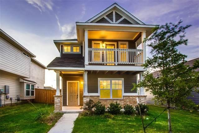 1052 Esplanade Pkwy, San Marcos, TX 78666 (#1587978) :: The Heyl Group at Keller Williams