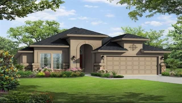 5392 Corelli Fls, Round Rock, TX 78665 (#1588994) :: Papasan Real Estate Team @ Keller Williams Realty