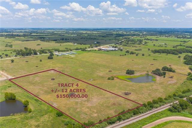 TBD E North Main St, Schulenburg, TX 78956 (#1589521) :: Green City Realty
