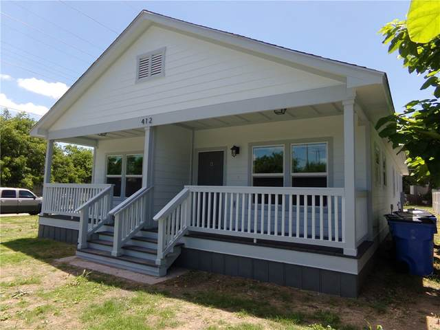 412 Booth St, Taylor, TX 76574 (#1590280) :: The Summers Group