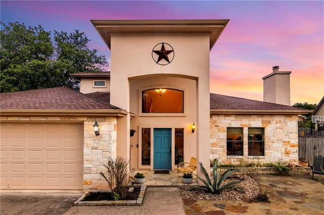 1030 Daviot Dr, Spicewood, TX 78669 (#1593507) :: The Perry Henderson Group at Berkshire Hathaway Texas Realty