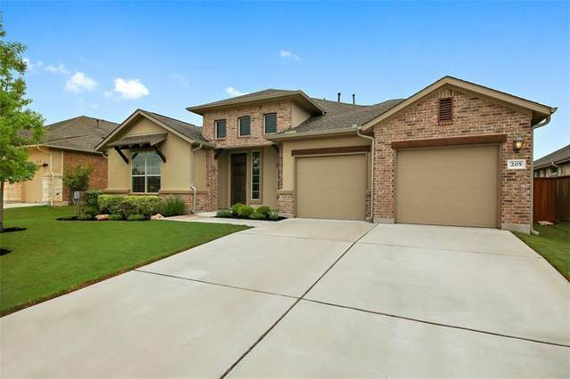 205 Hedgerow Ln, Liberty Hill, TX 78642 (#1594384) :: Papasan Real Estate Team @ Keller Williams Realty