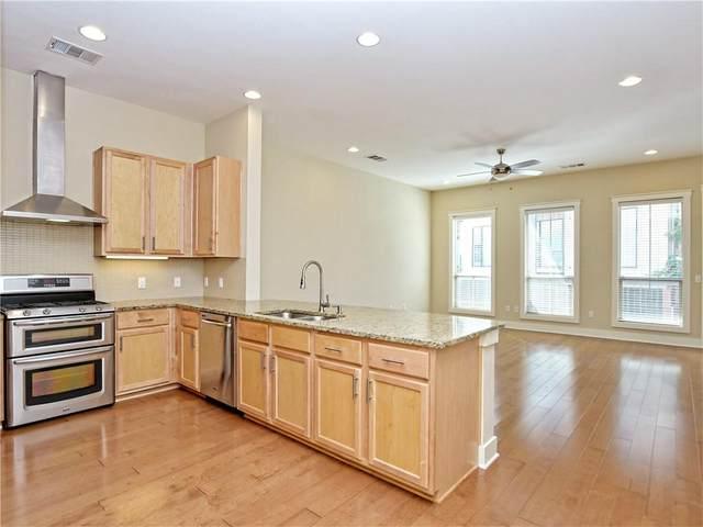 2520 Bluebonnet Ln #53, Austin, TX 78704 (#1595074) :: Zina & Co. Real Estate