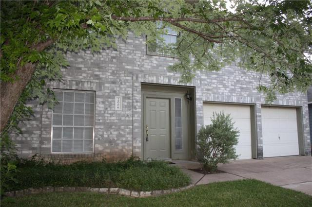 2006 Buckeye Ln, Round Rock, TX 78664 (#1595220) :: The Heyl Group at Keller Williams