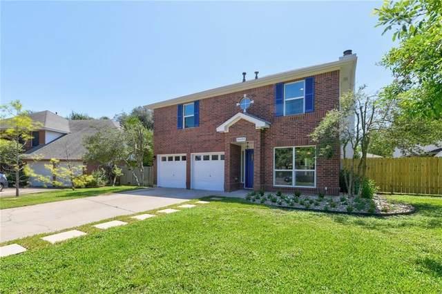 16605 Jadestone Dr, Leander, TX 78641 (#1595961) :: Papasan Real Estate Team @ Keller Williams Realty