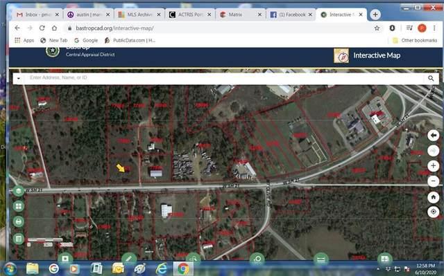 TBD Hwy 21, Cedar Creek, TX 78612 (#1597558) :: The Heyl Group at Keller Williams