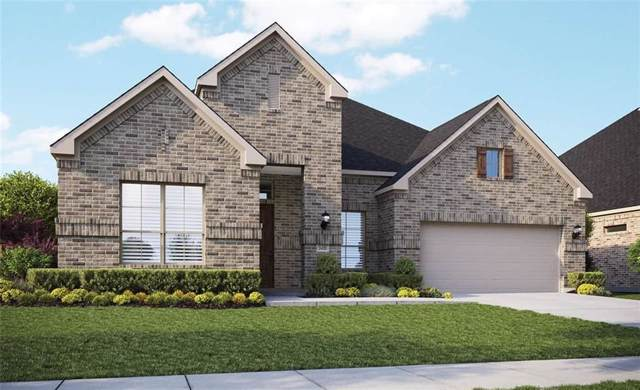 109 Chanock Cv, Georgetown, TX 78628 (#1597720) :: The Summers Group