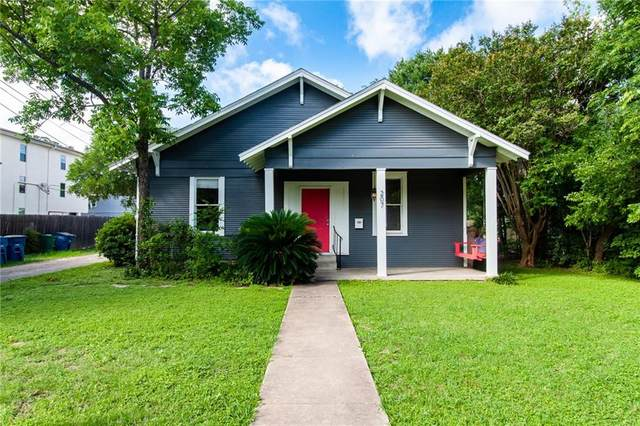 207 39th St, Austin, TX 78751 (#1598237) :: The Summers Group