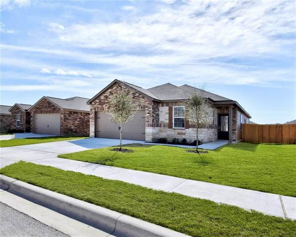 410 American Ave, Liberty Hill, TX 78642 (#1601256) :: 12 Points Group