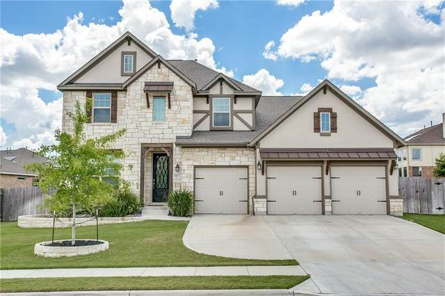 2913 Rambling Creek Ln, Pflugerville, TX 78660 (#1602912) :: All City Real Estate