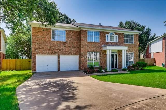 15903 Cornerwood Ct, Austin, TX 78717 (#1604393) :: Azuri Group | All City Real Estate