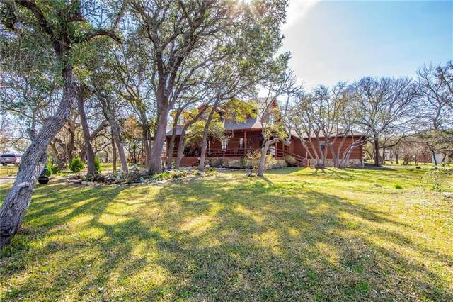 12929 County Road 200 Rd, Bertram, TX 78605 (#1605092) :: R3 Marketing Group