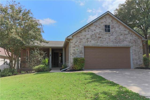 125 Trail Of The Flowers, Georgetown, TX 78633 (#1605295) :: Green City Realty