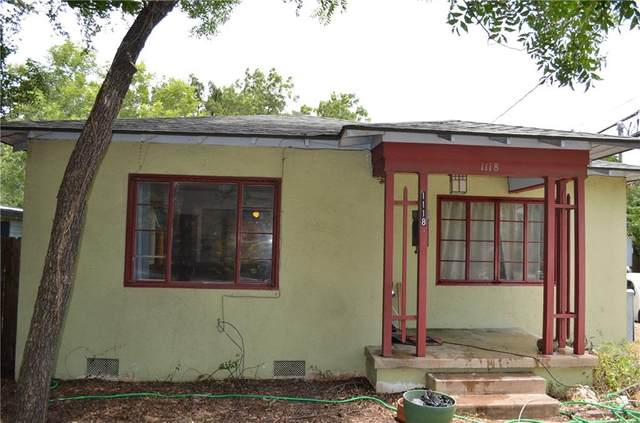 1118 Woodland Ave, Austin, TX 78704 (#1605909) :: The Summers Group
