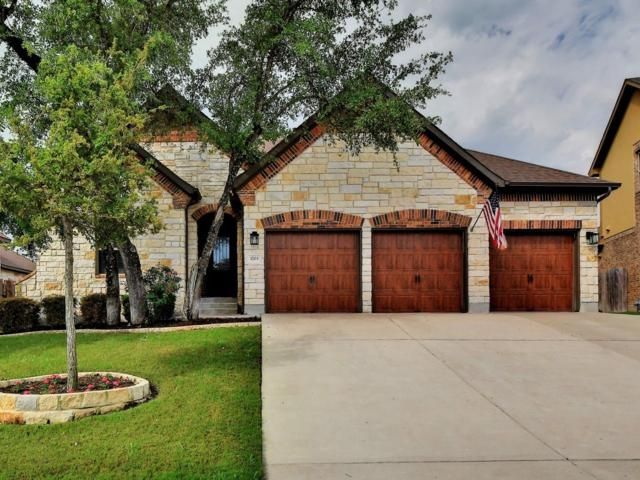 1703 Ambling Trl, Cedar Park, TX 78613 (#1610001) :: The Gregory Group