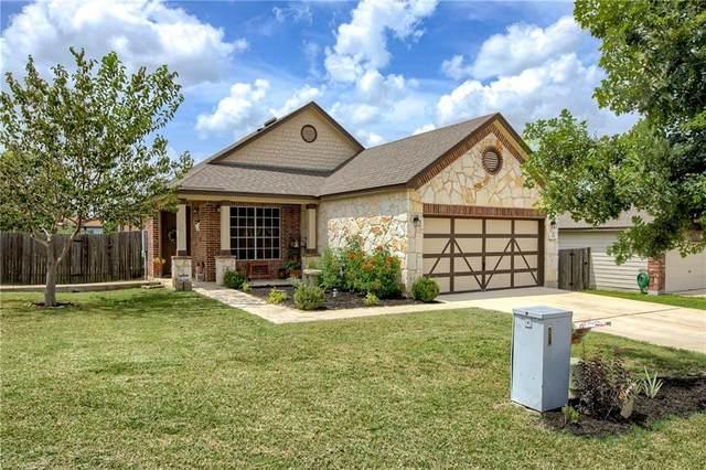 671 New Country Rd, Kyle, TX 78640 (#1611091) :: Papasan Real Estate Team @ Keller Williams Realty