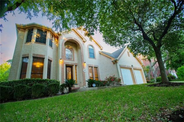 2807 Forest Green Dr, Round Rock, TX 78665 (#1611143) :: The Perry Henderson Group at Berkshire Hathaway Texas Realty