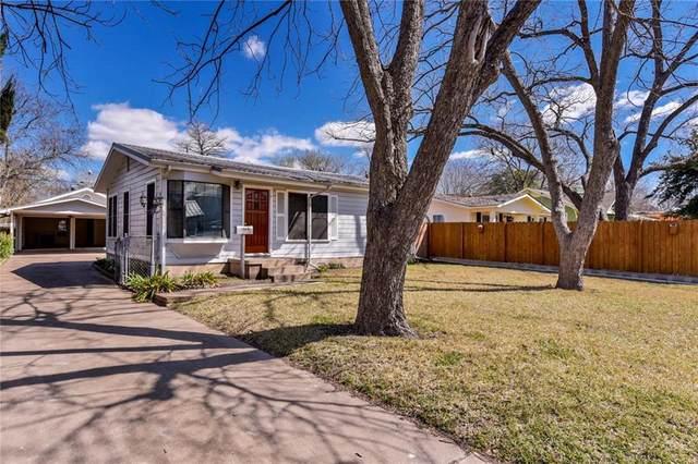 1904 Madison Ave, Austin, TX 78757 (#1611606) :: Umlauf Properties Group