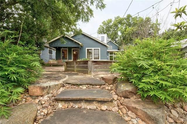 1007 W Johanna St, Austin, TX 78704 (#1611994) :: Papasan Real Estate Team @ Keller Williams Realty