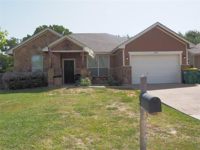 109 Flat Creek Dr, Other, TX 76706 (#1613289) :: The ZinaSells Group