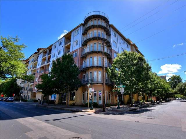 910 W 25th St #406, Austin, TX 78705 (#1615796) :: Azuri Group | All City Real Estate