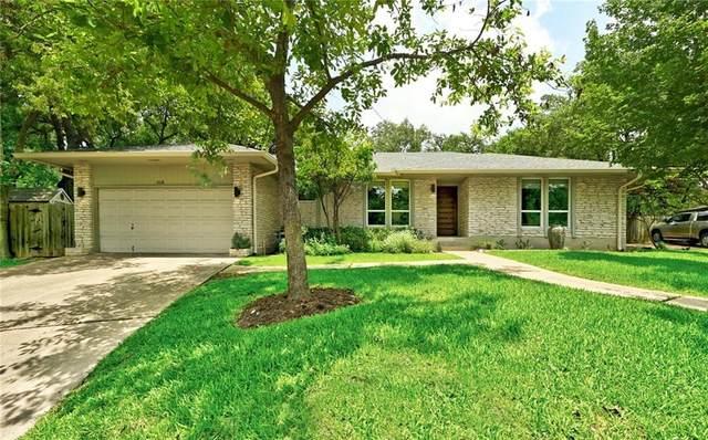 8828 Silverarrow Cir, Austin, TX 78759 (MLS #1615810) :: Brautigan Realty