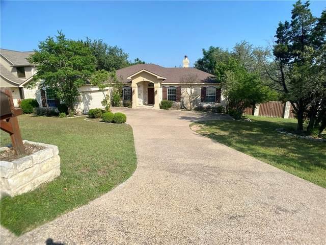 414 Eagle, Lakeway, TX 78734 (#1615933) :: Papasan Real Estate Team @ Keller Williams Realty