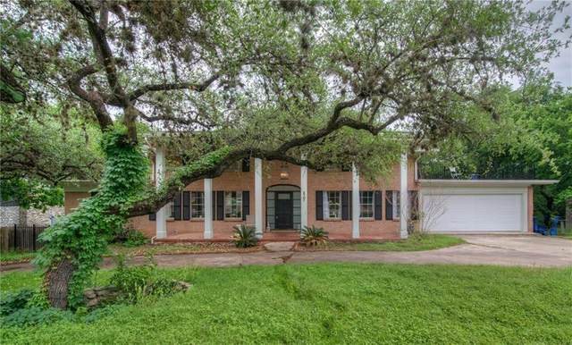 2707 Pecos St, Austin, TX 78703 (#1616001) :: The Perry Henderson Group at Berkshire Hathaway Texas Realty
